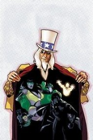 Uncle Sam and the Freedom Fighters #2
