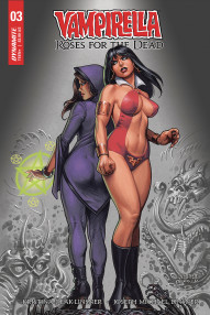 Vampirella: Roses for the Dead #3