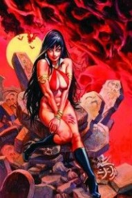 Vampirella: The Red Room #3