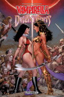 Vampirella/Dejah Thoris  Collected TP Reviews