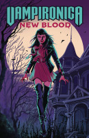 Vampironica: New Blood  Collected TP Reviews