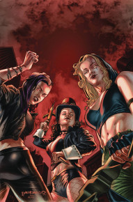 Van Helsing vs The League of Monsters #3