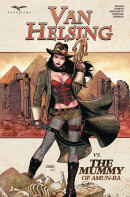 Van Helsing vs. The Mummy of Amun-Ra Vol. 1 TP Reviews