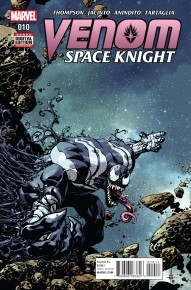 Venom: Space Knight #10