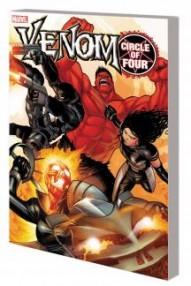 Venom Vol  3: Circle Of Four Reviews at ComicBookRoundUp com