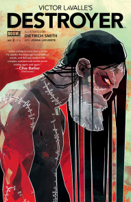 Victor LaValle's Destroyer #2