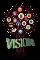 Vision  Hardcover HC Reviews