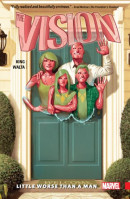 Vision Vol. 1: Little Worse Than Man TP Reviews