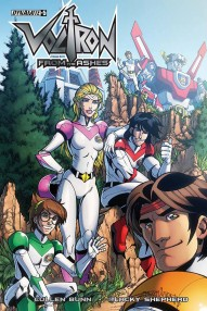 Voltron: From the Ashes #5