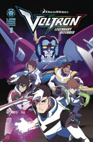 Voltron: Legendary Defender #1