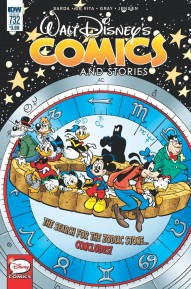 Walt Disney's Comics and Stories #732