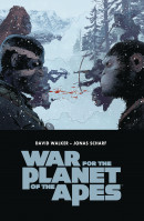 War for the Planet of the Apes  Collected TP Reviews