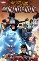 War Of The Realms: New Agents of Atlas Collected Reviews