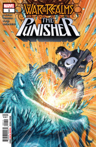 War of the Realms: The Punisher #1