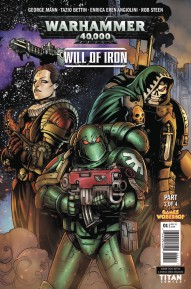 Warhammer 40,000: Will of Iron