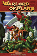Warlord of Mars Vol. 2 Omnibus TP Reviews