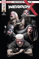 Weapon X #12