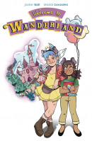 Welcome to Wanderland  Collected TP Reviews