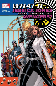 What If?: What If Jessica Jones Had Joined The Avengers? #1