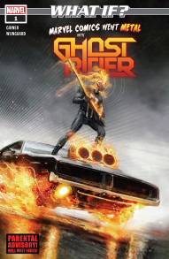 What If?: Ghost Rider #1