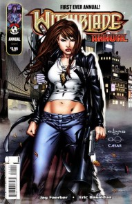 Witchblade Annual #1