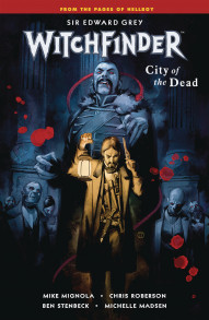 Witchfinder: City of the Dead Vol. 4