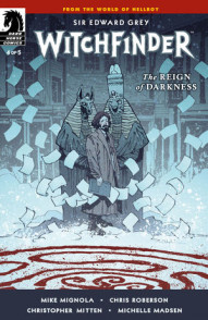 Witchfinder: The Reign of Darkness #4