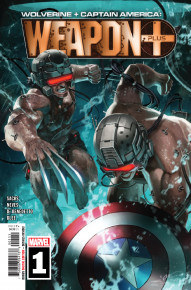 Wolverine & Captain America: Weapon Plus