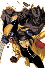Wolverine and Jubilee #4