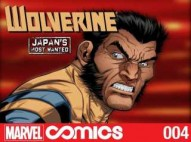 Wolverine: Japan's Most Wanted #1