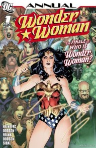 Wonder Woman Annual #1