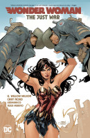 Wonder Woman (2016) Vol. 1: The Just War TP Reviews