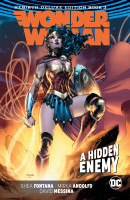 Wonder Woman (2016) Vol. 3 Deluxe HC Reviews