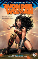 Wonder Woman (2016) Vol. 3: The Truth TP Reviews
