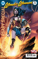Wonder Woman: 75th Anniversary Special #1