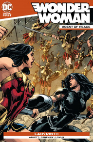 Wonder Woman: Agent of Peace #21