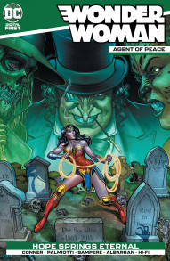 Wonder Woman: Agent of Peace #4