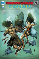 Wonder Woman/Conan #2