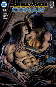 Wonder Woman/Conan #3