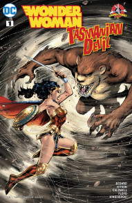 Wonder Woman/Tasmanian Devil Special