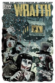 Wraith: Welcome To Christmasland #4