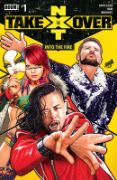 WWE: NXT Takeover: Into the Fire #1