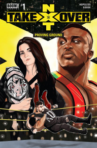 WWE: NXT Takeover: Proving Ground #1