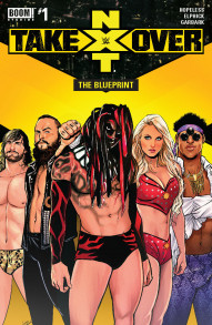 WWE: NXT Takeover: The Blueprint #1