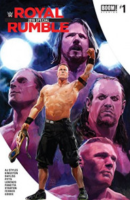 WWE: Royal Rumble 2018 #1