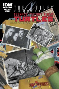 X-Files Conspiracy: TMNT