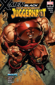 X-Men: Black: Juggernaut #1