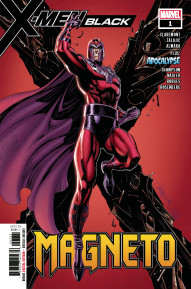 X-Men: Black: Magneto #1