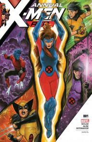 X-Men: Red Annual #1