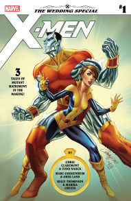 X-Men: The Wedding Special #1